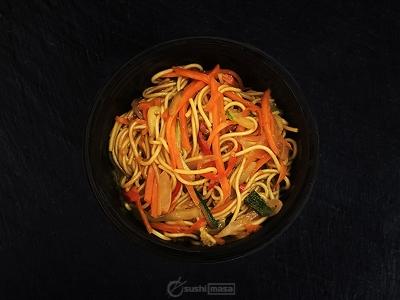 Яичная с овощами /Шрирача/